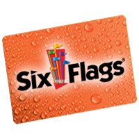 Six Flags Discovery Kingdom Card