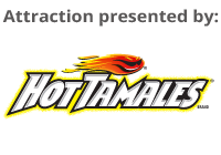 This attraction is sponsored by Hot Tamales