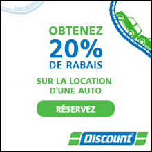 save 20% with discount car rental image