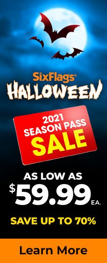 Ad: We are having a sale on Season Passes! Click for more info.