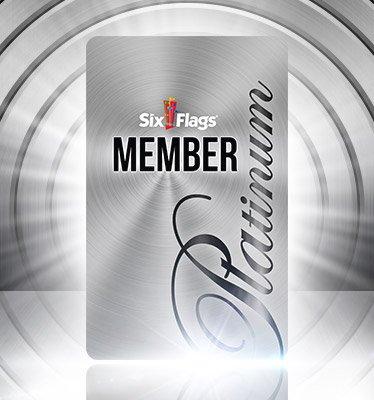 Platinum Membership | Six Flags Fiesta Texas